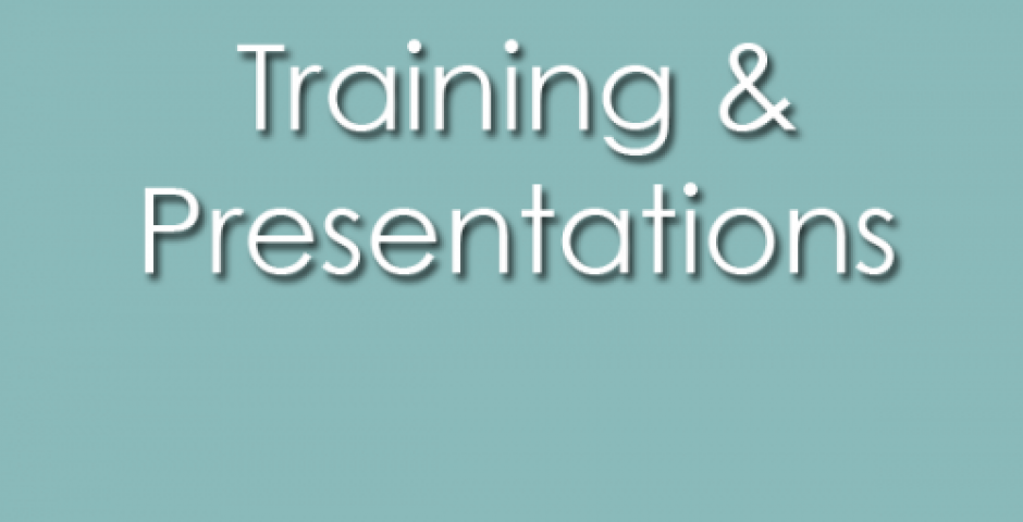 emdr training presentations mark i nickerson